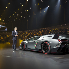 Lamborghini Veneno is Pure Poison; Already Sold Out