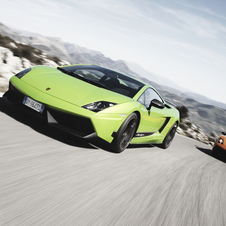 Lamborghini Gallardo LP570-4 Superleggera E-Gear