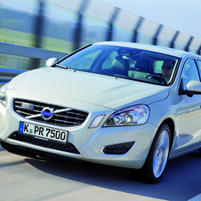 Volvo V60 D5 Kinetic Geartronic