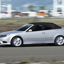 Saab 9-3 Convertible 1.9 TTiD 160 EcoPower Vector