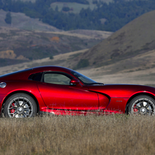 The Viper has not lived up to expected sales