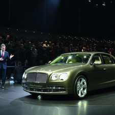 Bentley Flying Spur Is Brands Most Powerful Four-Door Car, Ever