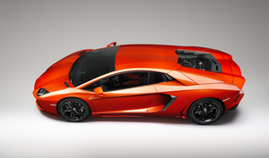 Lamborghini has a waiting list over a year long for the car