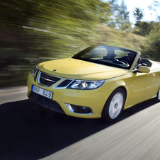 Saab 9-3 Convertible 1.9 TTiD 160 EcoPower Vector AT