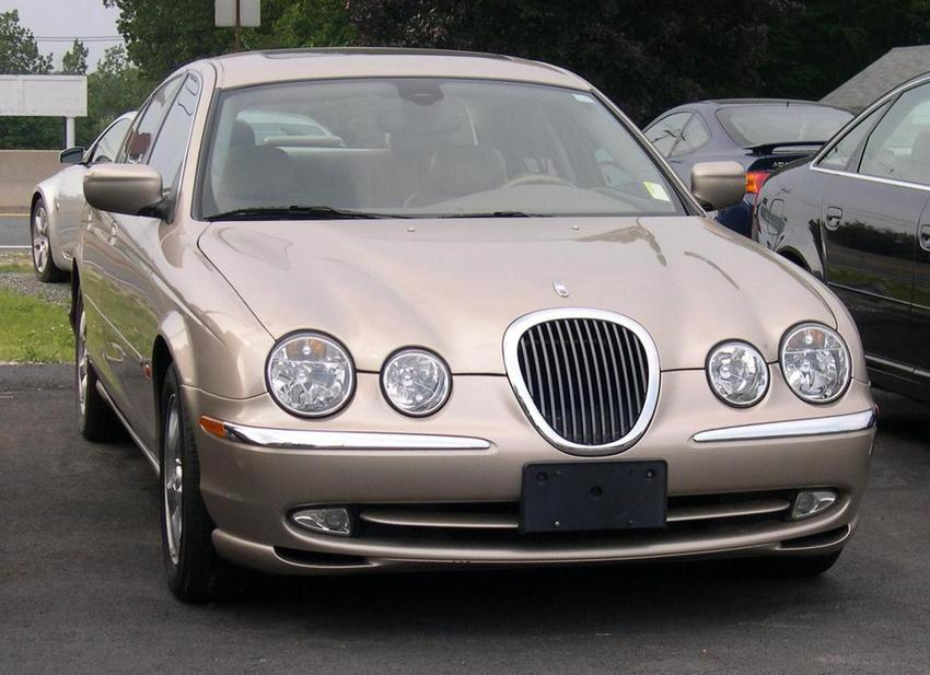 Jaguar S-Type 2.7 D Executive :: 1 photo and 62 specs :: autoviva.com