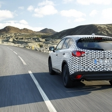 Mazda Releases Gallery of CX-5 Images
