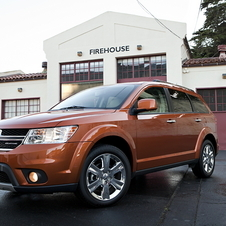 Dodge Journey Lux