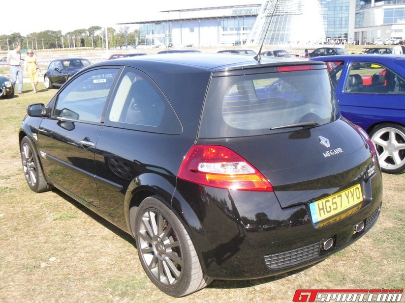 renault megane ii classic 1 5 dci 80 hp. Black Bedroom Furniture Sets. Home Design Ideas