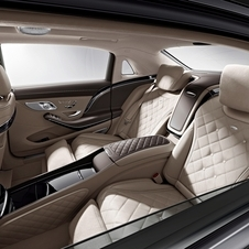 New Mercedes-Maybach S600 will be unveiled at the Guangzhou and Los Angeles motor shows