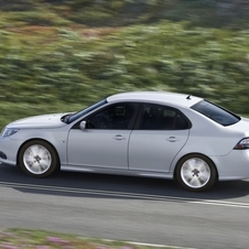 Saab 9-3 Sport Sedan 1.9TTiD 130 EcoPower Linear