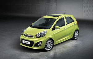 Kia announces engine lineup for the new Picanto
