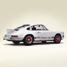 Porsche Displaying 70s Classics as Techno Classica
