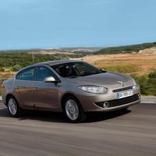 Renault Fluence 1.6 16V 105 Automatic