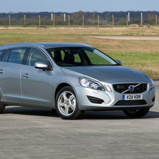 Volvo V60 D5 Kinetic AWD Geartronic