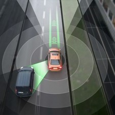 The cars will be able to drive completely on their own, and the driver can take over at any time