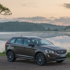 The XC60 is the bestselling Volvo in the world