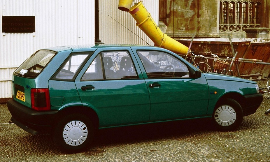 Fiat Tipo 1.9 DS DGT :: 2 photos and 41 specs :: autoviva.com