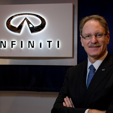 Johan de Nysschen formerly headed Audi of America before taking over Infiniti