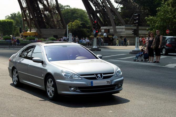 Peugeot 607 2.2 HDi photo :: Peugeot 607 2.2 HDi gallery :: 414 views ...