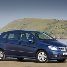 Mercedes-Benz B160 BlueEFF. Sport