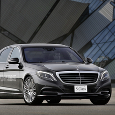 The car is Mercedes' first plug-in hybrid