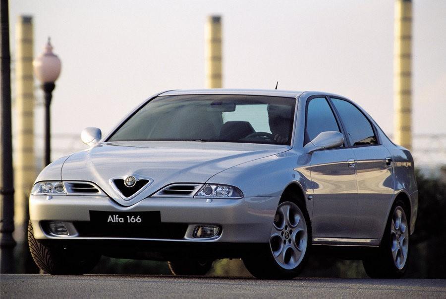 Alfa Romeo 166 2.4 JTD Route :: 2 photos and 77 specs ...