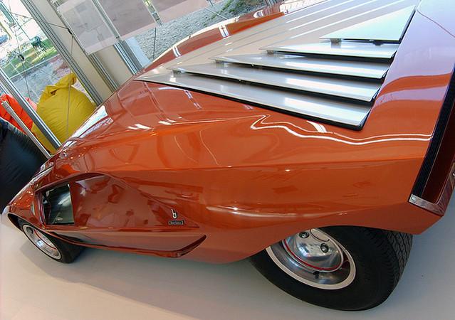 Lancia Stratos Zero Concept Photo Lancia Stratos Gallery 832