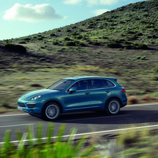 Porsche Cayenne Diesel Coming to US This Year
