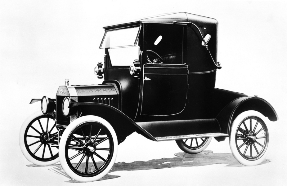 Who Invented The First Car >> Who Invented The First Model T Car Ford Model T Is First Produced