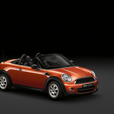 MINI Roadster Always Open