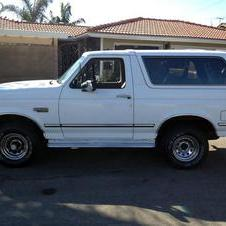 Ford Bronco XLT AWD