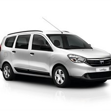 Dacia Lodgy dCi Confort+