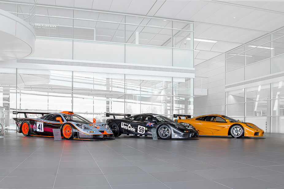 McLaren is bringing a group of important F1s to Goodwood