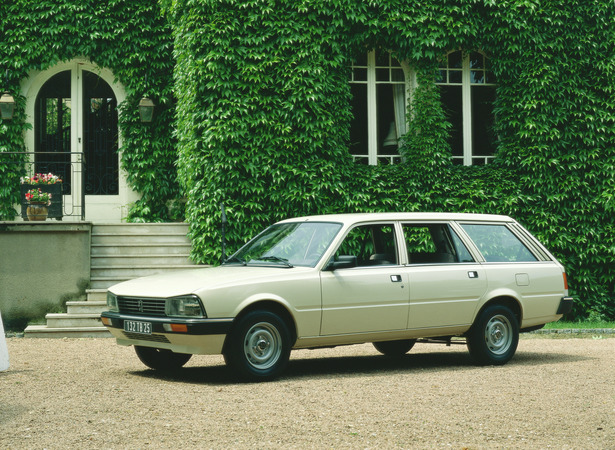 Peugeot 505 GL Break