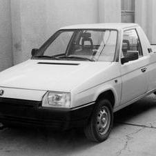 Skoda Favorit Pick-up