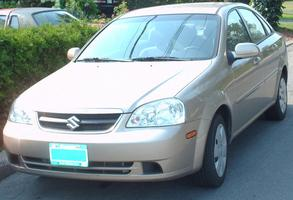 Suzuki Forenza Wagon Base