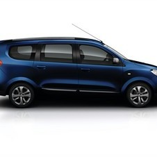 Dacia Lodgy SCe Bi-Fuel Confort+