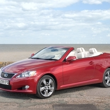 Lexus IS 250C SE-L