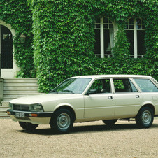 Peugeot 505 GL Break Automatic