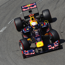 Red Bull has used the slot since Bahrain this year