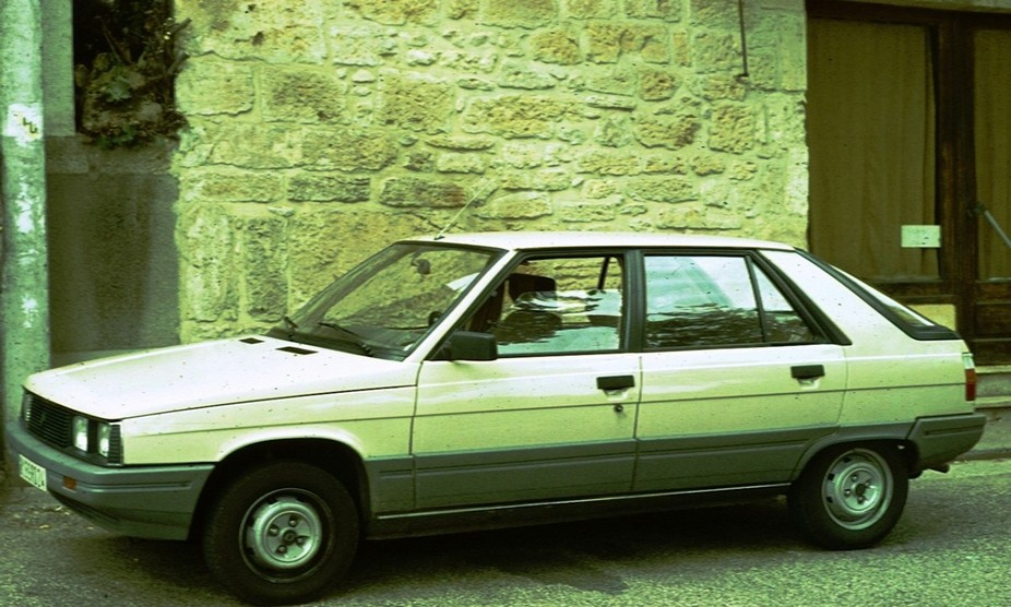 Renault 11 Turbo