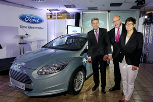 Ford will launch more electrified models in Europe soon