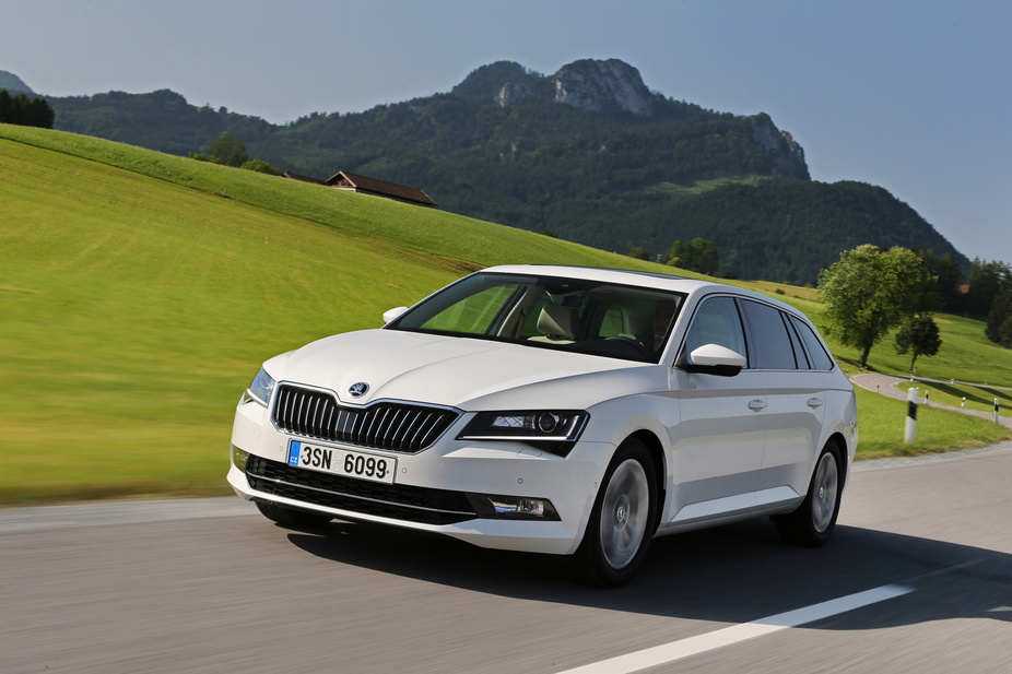 Skoda Superb Break 1.6 TDI Ambition GreenLine