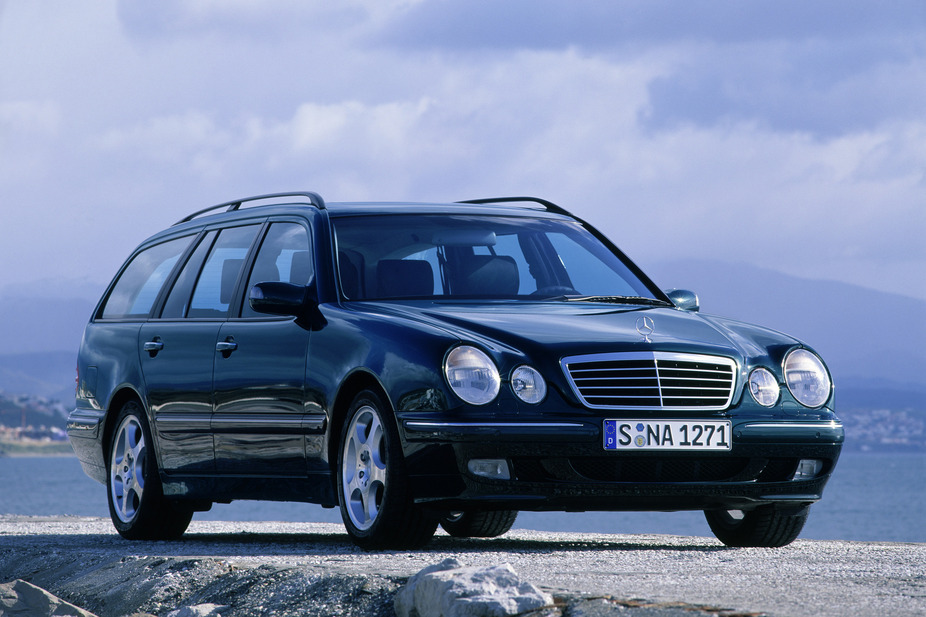 mercedes benz e 430 station wagon 1 photo and 65 specs