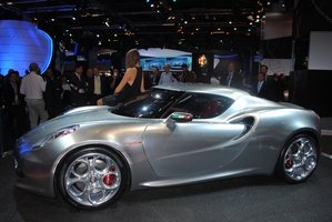 "4C Concept gets new livery and becomes ""Ambassador"""
