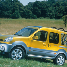 Renault Kangoo Break´up