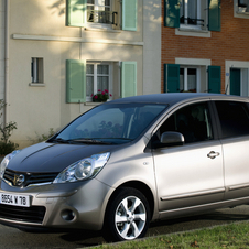 Nissan Note 1.4 Acenta Plus