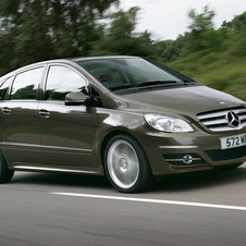 Mercedes-Benz B180 BlueEFF. Sport