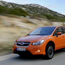 Subaru XV Crosstrek Limited