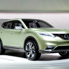 The Hi-Cross will replace the seven-passenger Qashqai